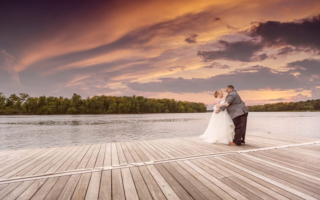 Glastonbury Boathouse Wedding for Anthony & Heather