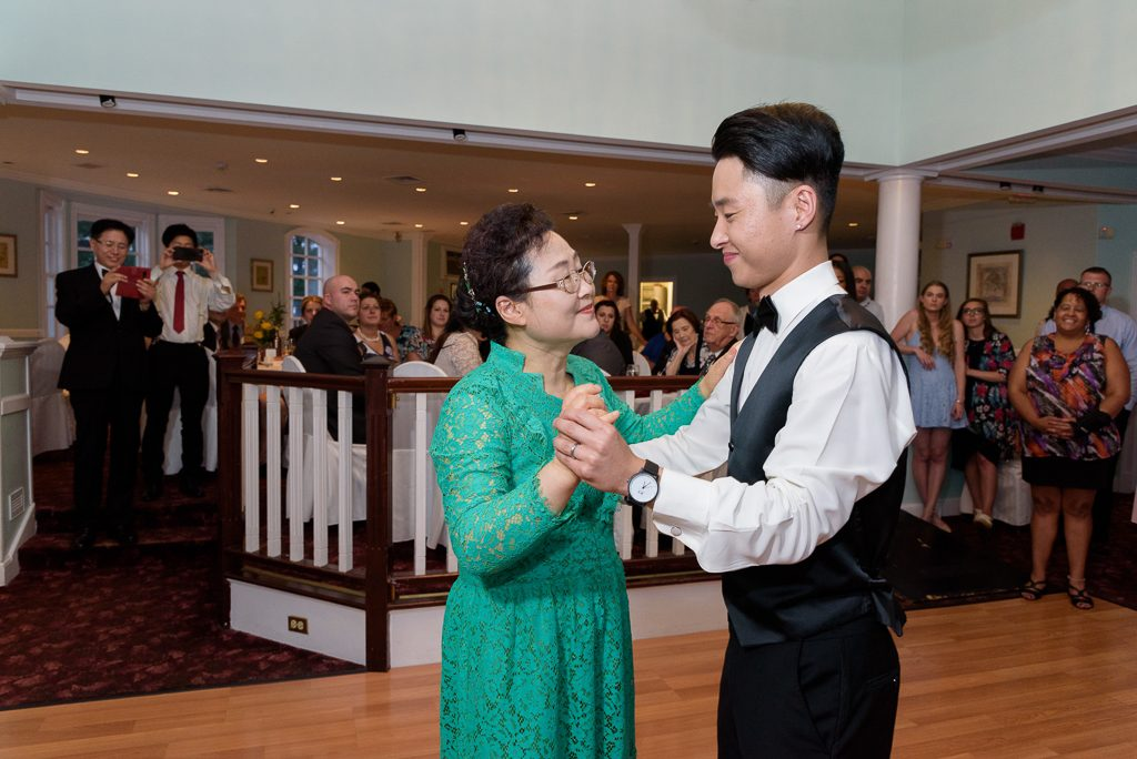 Wedding Mother/Son Dance