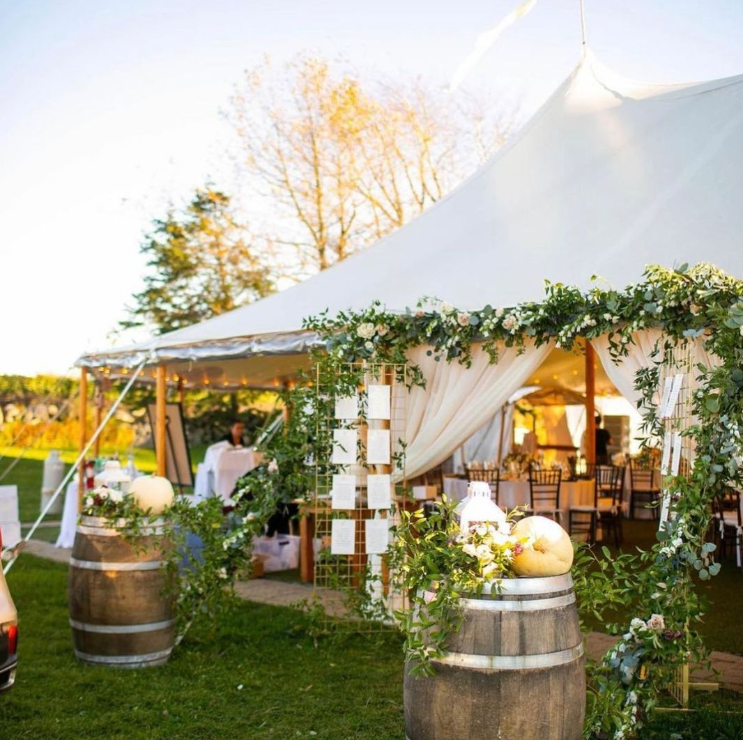 Jonthan Edwards Winery Unique Wedding Venues in CT