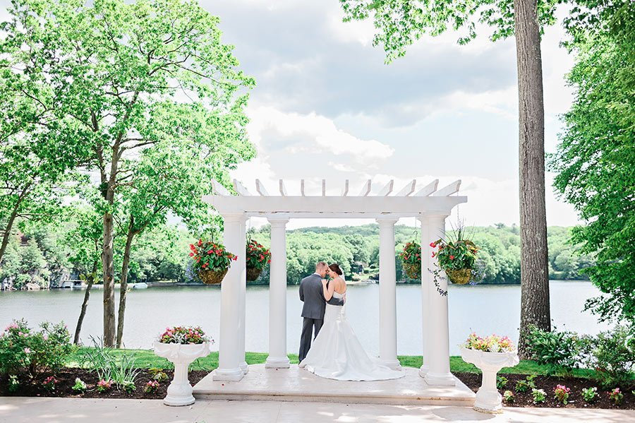 The Waterview - waterfront wedding venues